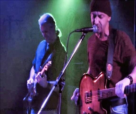 Band diverse, Markus Holz, Fine Art of Guitar, Gig Alister