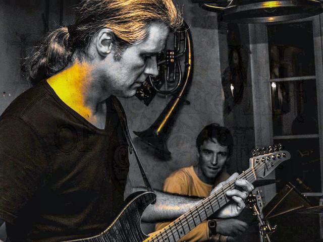 Band diverse, Markus Holz, Fine Art of Guitar, Gig