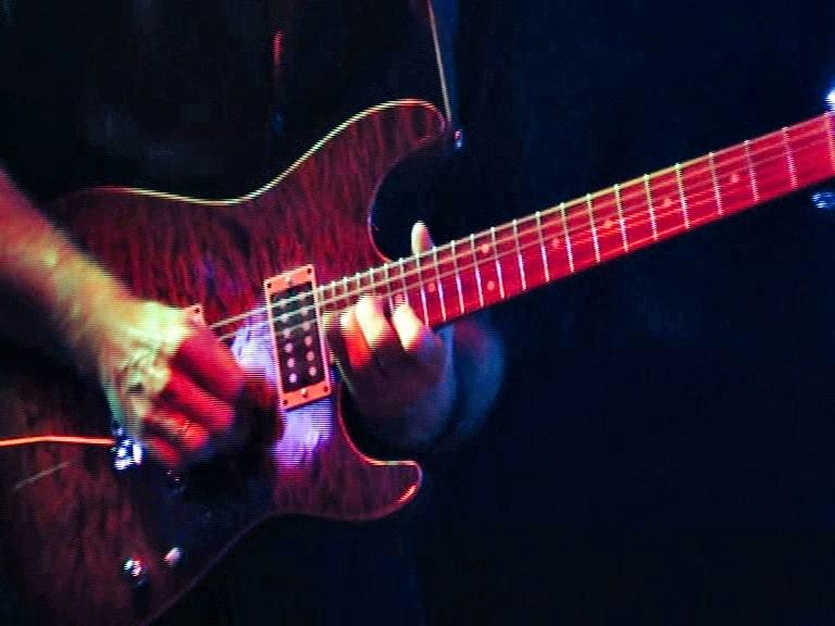 Gig, Solo, Markus Holz, Fine Art of Guitar, Tom Anderson Guitars